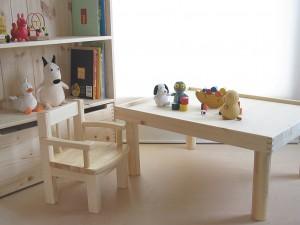 木製プレイテーブルPT-001シリーズ