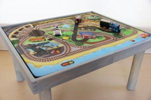 トーマス用プレイテーブル プレイマットの拡大写真