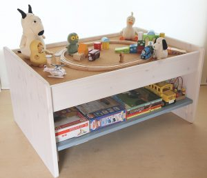 プレイテーブル作品例 カスタムカラー1使用例